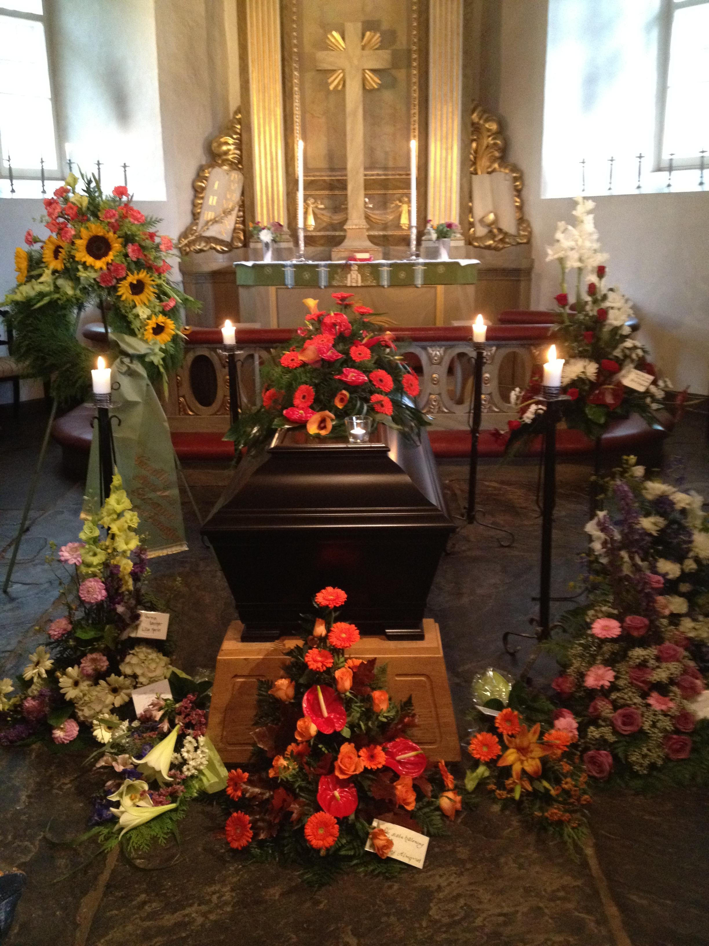 Vad kostar en begravning?