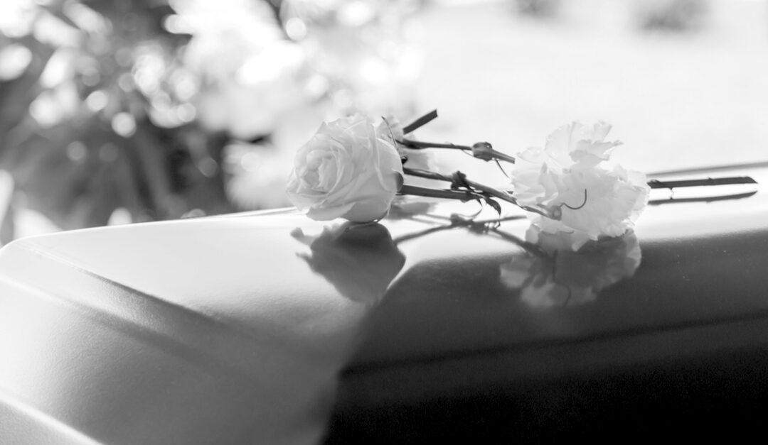 Vad händer på begravningsdagen